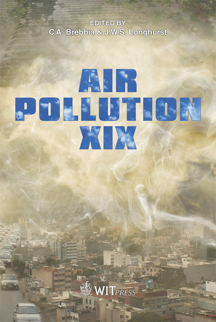 Air Pollution XIX