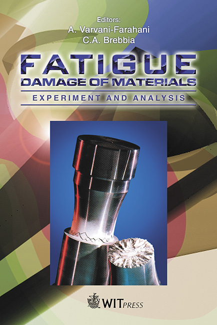 Fatigue Damage of Materials: Experiment and Analysis
