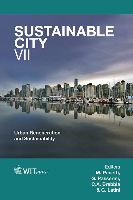 Sustainable City VII (2 Volume Set)