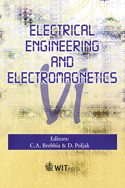 Electrical Engineering and Electromagnetics VI