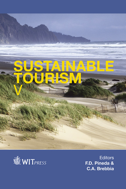 thesis sustainable tourism