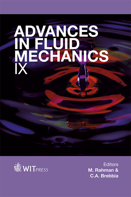 Advances in Fluid Mechanics IX