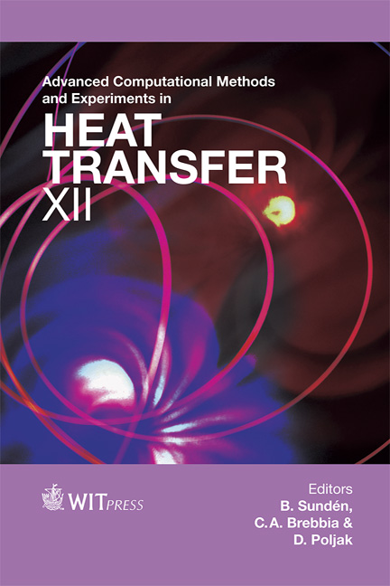 research paper on heat It complements the journal of heat transfer, which focuses on fundamental research contributions must have clear relevancy to an industry, an industrial process, or a device subject areas could be as narrow as a particular phenomenon or device or as broad as a system.