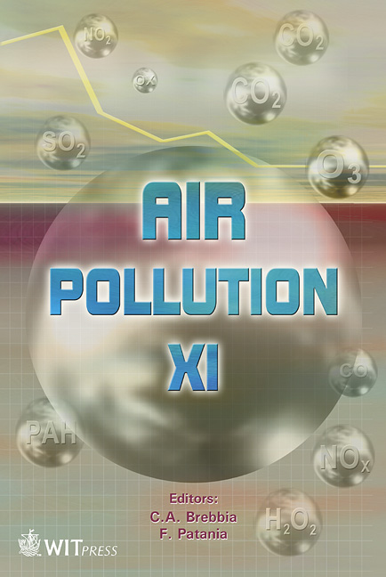 Air Pollution XI