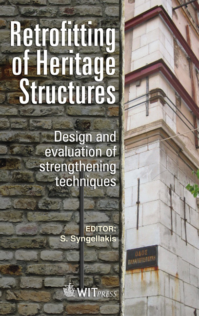 Retrofitting of Heritage Structures