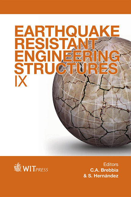 Earthquake Resistant Engineering Structures IX