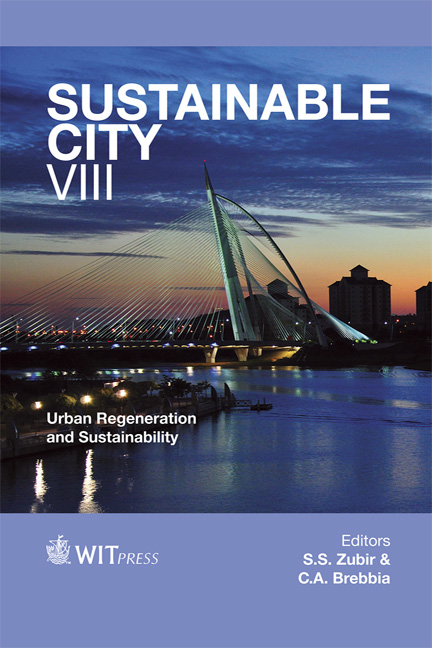 The Sustainable City VIII (2 Volume Set)