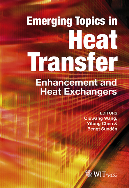 Emerging Topics in Heat Transfer