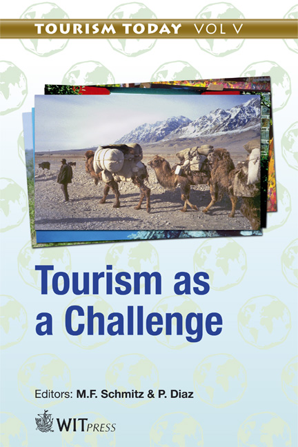 Tourism as a Challenge