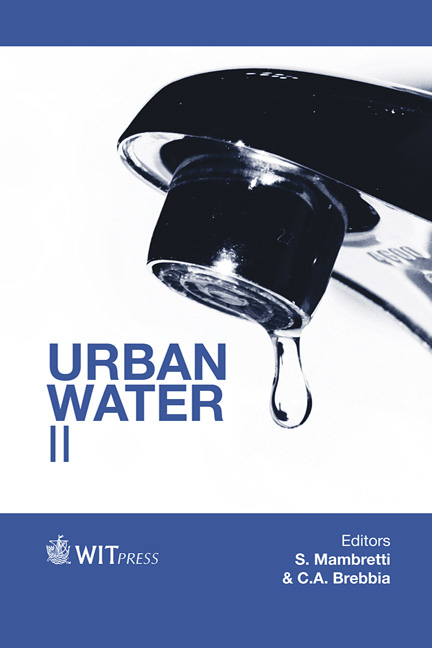 Urban Water II