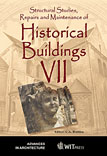 Structural Studies, Repairs and Maintenance of Historical Buildings VII
