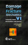 Damage and Fracture Mechanics VI