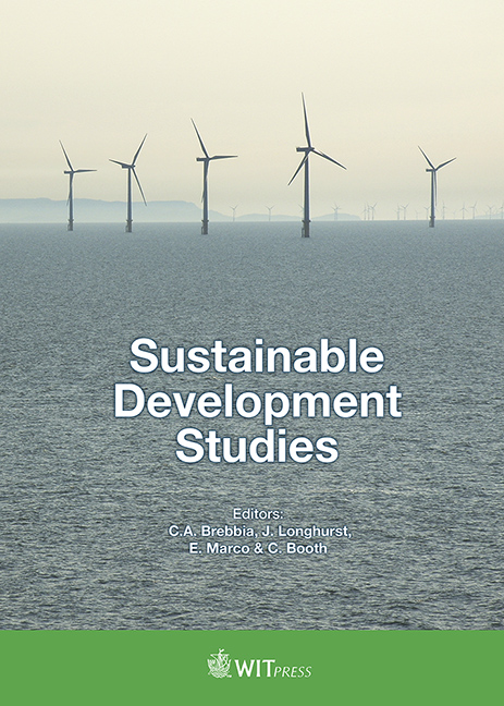 Sustainable Development Studies