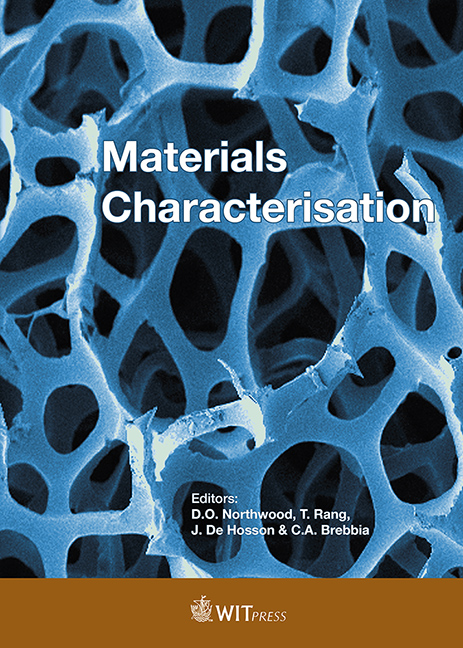 Materials Characterisation