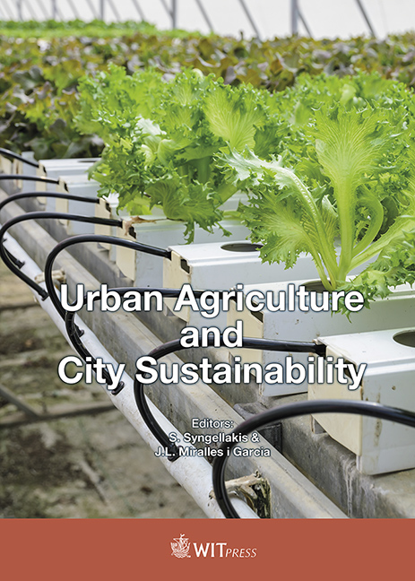 Urban Agriculture and City Sustainability