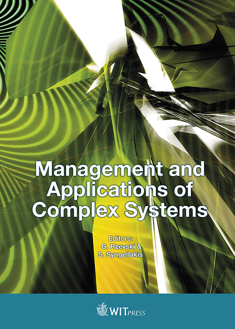 Management and Applications of Complex Systems