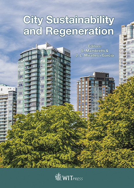 City Sustainability and Regeneration