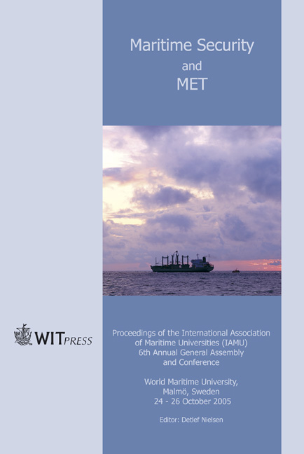 Maritime Security and MET