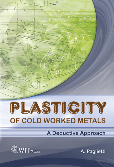 Plasticity of Cold Worked Metals