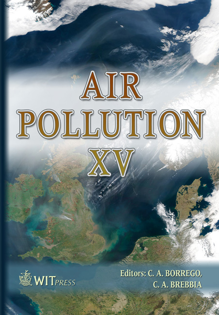 Air Pollution XV