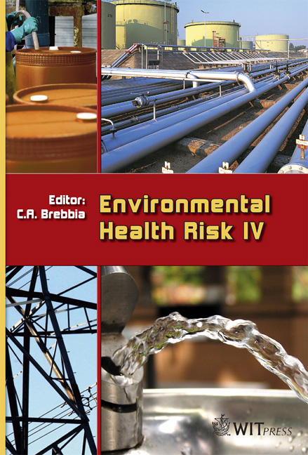Environmental Health Risk IV