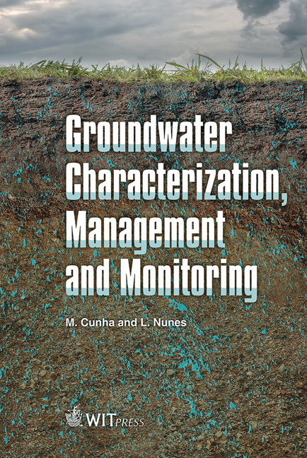 Groundwater Characterization, Management and Monitoring