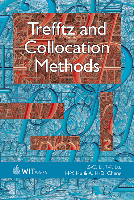 Trefftz and Collocation Methods