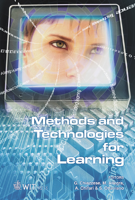 Methods and Technologies for Learning