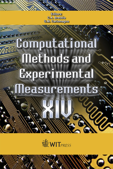 Computational Methods and Experimental Measurements XIV