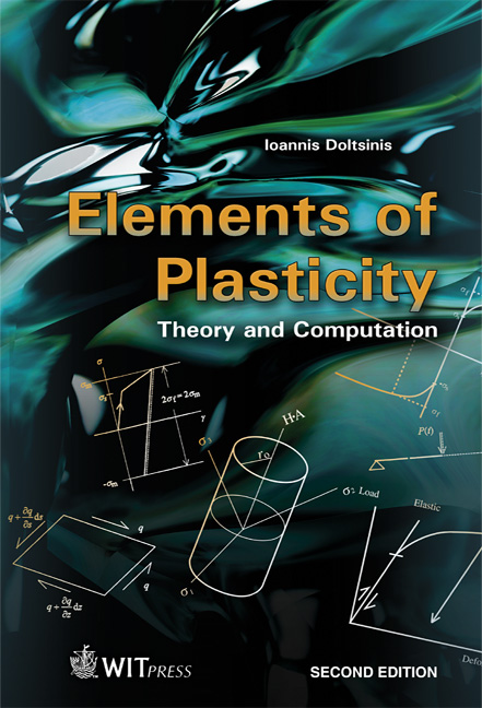 Elements of Plasticity (2nd Edition)