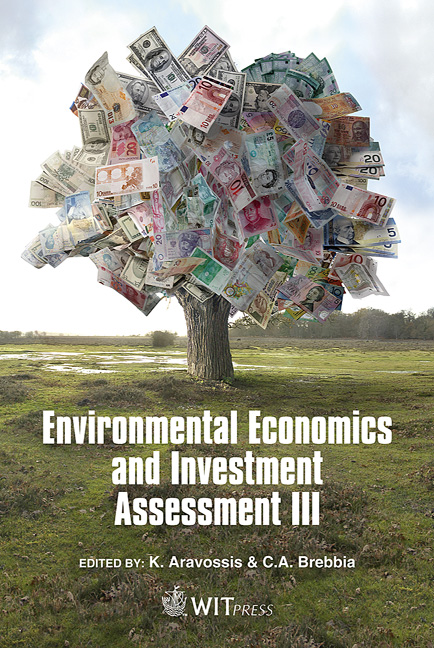 Environmental Economics and Investment Assessment III