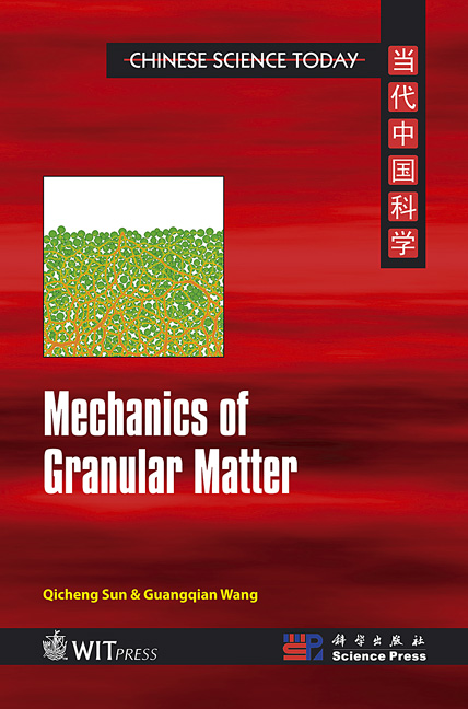 Mechanics of Granular Matter