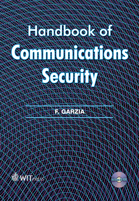 Handbook of Communications Security