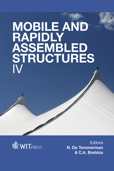 Mobile and Rapidly Assembled Structures IV