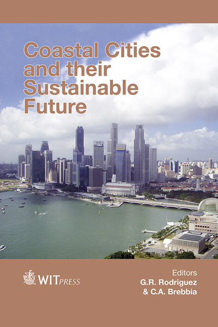 Coastal Cities and their Sustainable Future
