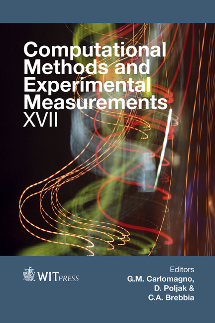 Computational Methods and Experimental Measurements XVII