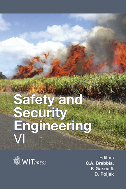 Safety and Security Engineering VI