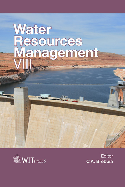 Water Resources Management VIII