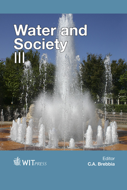 Water and Society III
