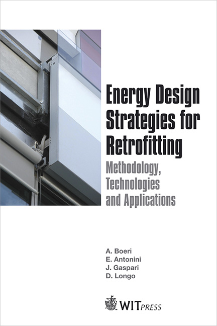Energy Design Strategies for Retrofitting
