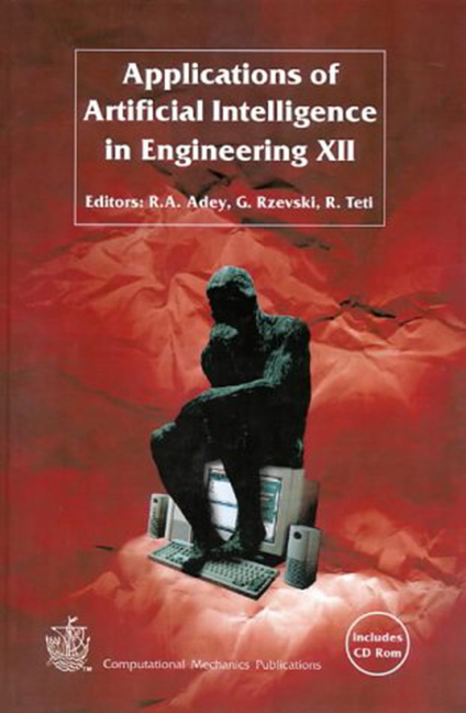 Applications of Artificial Intelligence in Engineering XII
