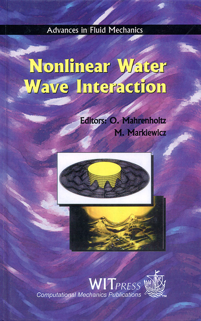 Nonlinear Water Wave Interaction