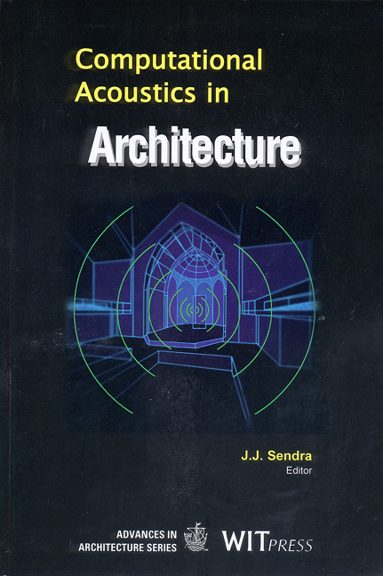 Computational Acoustics in Architecture