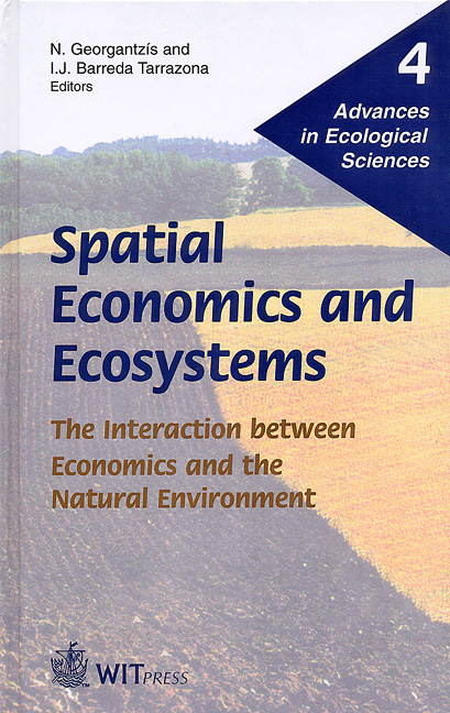 Spatial Economics and Ecosystems
