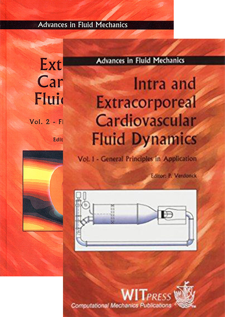 Intra and Extracorporeal Cardiovascular Fluid Dynamics - 2 Volume Set