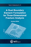 A Dual Boundary Element Formulation for Three-Dimensional Fracture Analysis