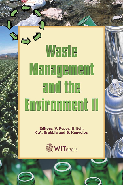 Waste Management and the Environment II