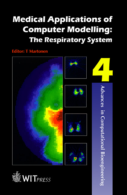 Medical Applications of Computer Modelling: the Respiratory System