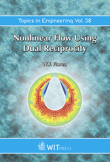 Nonlinear Flow using Dual Reciprocity