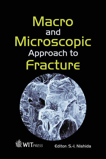 Macro and Microscopic Approach to Fracture